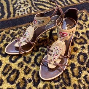 Carlos Santana Spirit heels from Brazil 💗